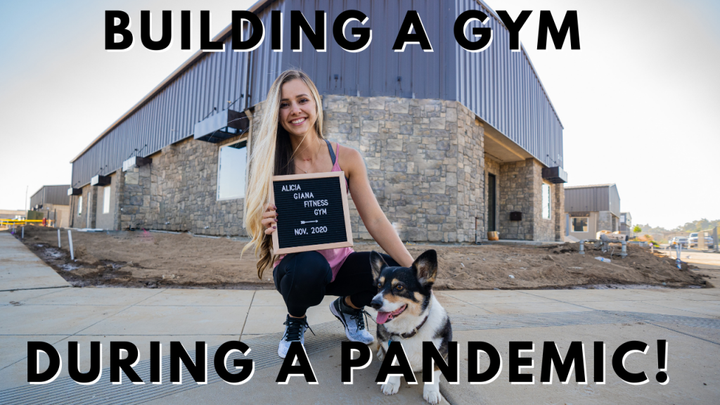 Building a Gym During a Pandemic